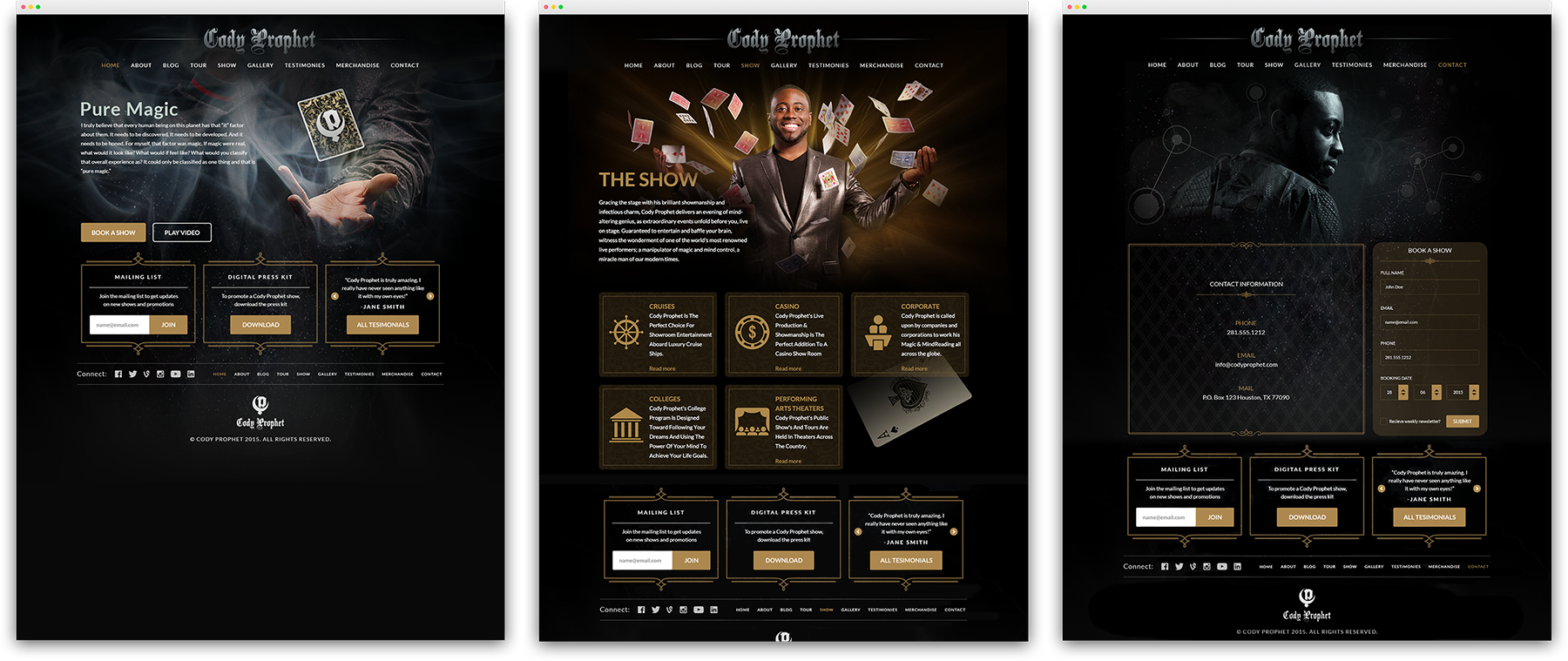Cody.Prophet.multipages.mockup